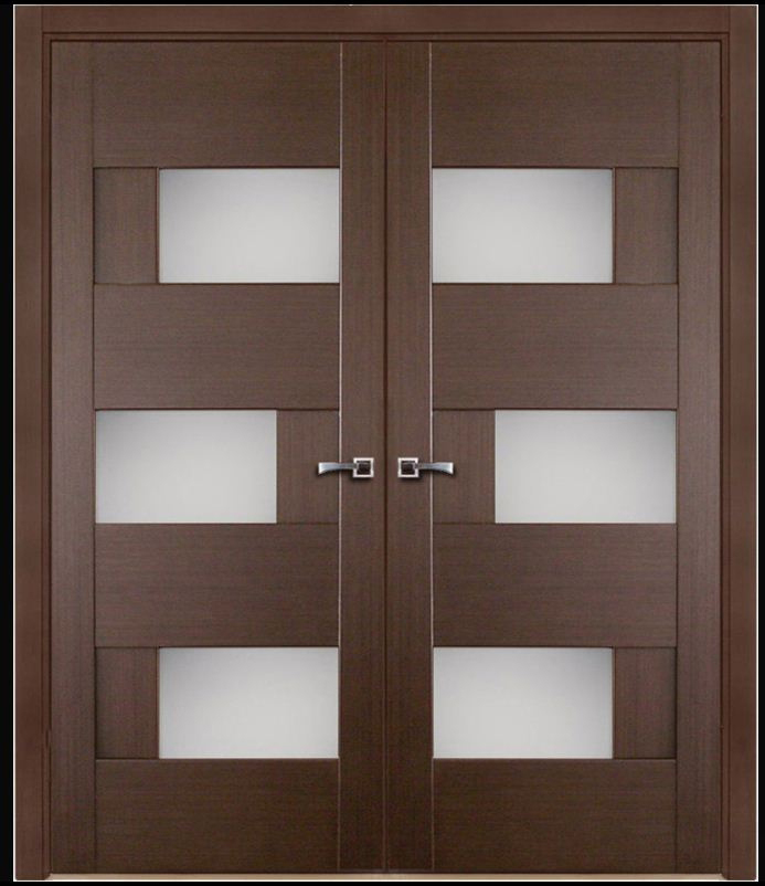 Modern Interior Double Doors wonderful modern interior double doors can be used as pocket with